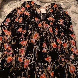 Brand new free people shirt/dress